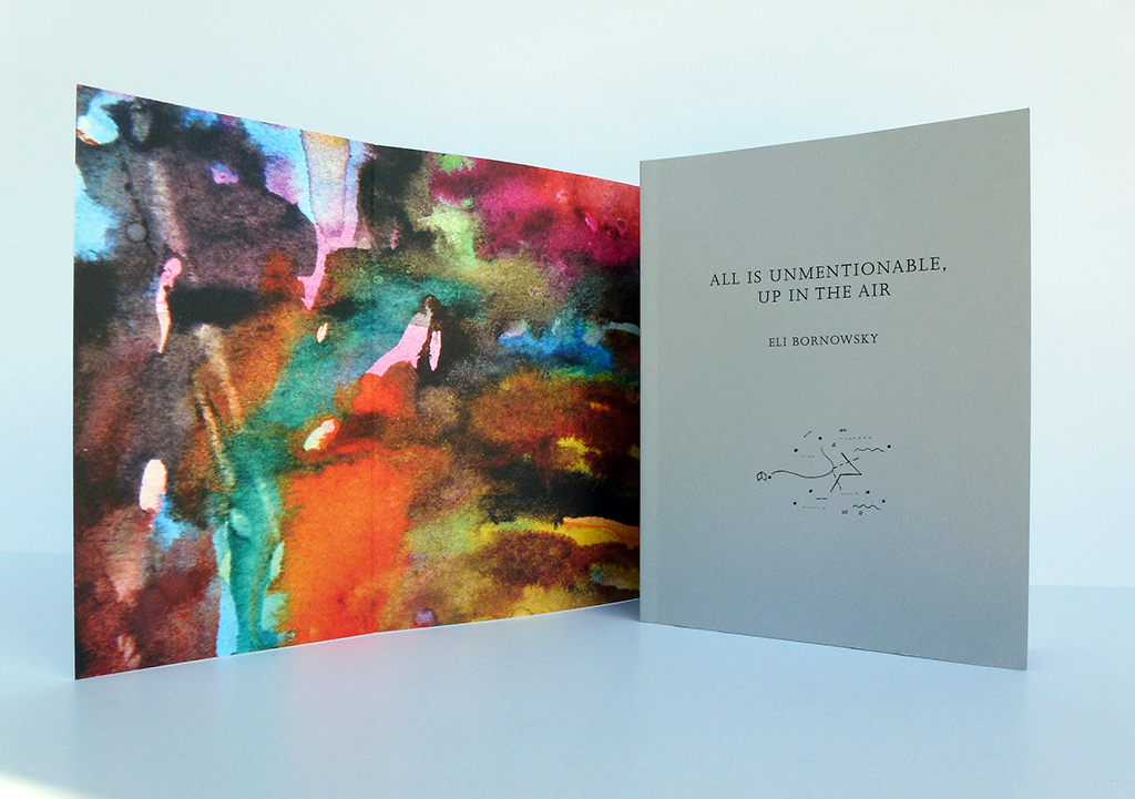 "Eli Bornowsky ""All is Unmentionable Up in the Air"""